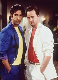 thanksgiving episode ross and chandler on friends huffpost