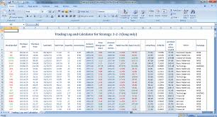 Options Trading Journal Spreadsheet by Options Spreadsheet