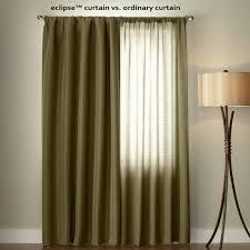 eclipse bobbi grommet blackout energy efficient curtain panel