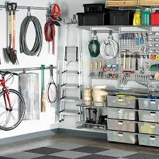 Garage Wall Organizer Grid System - garage organization garage storage u0026 garage shelving the