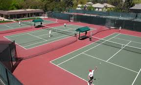 Top Tennis Courts And Clubs In Denver Cbs Denver