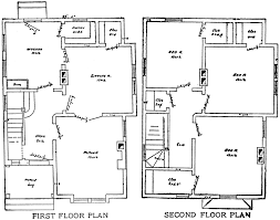 Easy Floor Plans by Floor Plan Clip Art Clipartfest