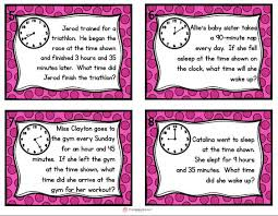 all worksheets maths worksheets time word problems printable