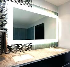 lighted bathroom mirror medicine cabinet of mirrors magnifying