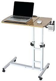 laptop table for bed bed bath and beyond desk over bed height adjustable office desk rolling laptop desk cart
