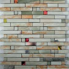 cheap glass tiles for kitchen backsplashes metal wall tiles kitchen backsplash glass