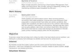Baker Resume Sample by Resume Assistant Manager Store Deli Manager Resume Store Sample