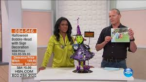 hsn home decor hsn halloween decor clearance 10 12 2016 05 am youtube