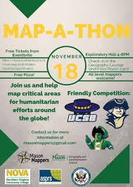 Gmu Campus Map Geography And Geoinformation Science U2013 Events