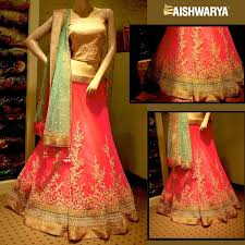 lengha choli for engagement lehengas that chamkeela stitch