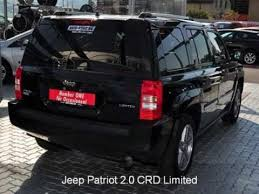 jeep patriot 2 0 crd jeep patriot 2 0 crd limited 23660 auto kunz ag occasion
