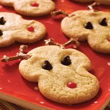 rudolph u0027s christmas sugar cookies recipe myrecipes