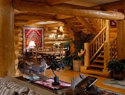 log home interiors photos timeless log home style north american log crafters