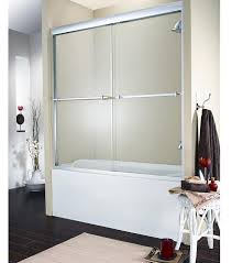 Glass Doors For Tub Shower Aluminum Channel Showcase Shower Door