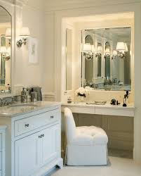 Ceiling Mounted Bathroom Mirrors by Illuminated Bathroom Mirrors Makeup Stainless Steel Frame