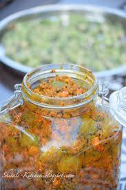 shital u0027s kitchen punjabi raw mango pickle