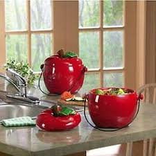 apple kitchen canisters for my black and chrome kitchen retro metal apple
