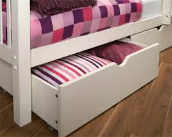 Drawers Enchanting Under Bed Storage Drawers Bed Frames With - Under bunk bed storage drawers