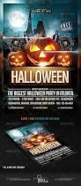 Halloween Party Flyer Ideas by