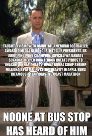 Forrest Gump Rain Meme - all these forrest gump posts here is some of his accomplishments imgur