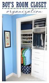 organizing closets tween boy u0027s room organized closet reveal organize closets