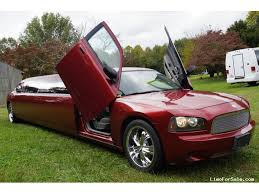 2007 dodge charger craigslist used 2007 dodge charger sedan stretch limo royal coach builders
