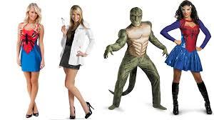Avengers Halloween Costume Sluttiest Weirdest Store Bought Halloween Costumes 2012