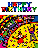 free 4 fold birthday card printable online birthday cards free