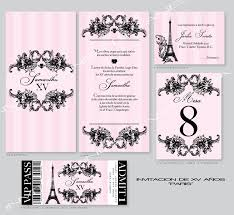 theme invitations themed quinceanera invitations themed quinceanera