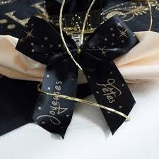Pliage Serviette Noeud Noeud Joyeuses Fêtes Sur Pince Noir Déco De Table Noël Féezia