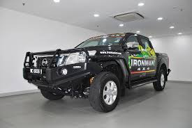 nissan malaysia ironman 4x4 accessories available at tan chong service centers