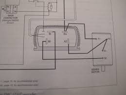 newbie 1221c wiring question with a1 a2 s1 s2 diy electric car