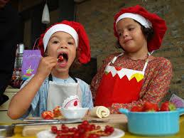 cours de cuisine enfants cours de cuisine à rennes avec un chef étoilé
