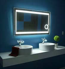 backlit bathroom mirrors uk backlit bathroom mirror 2 backlit bathroom mirror canada salmaun me