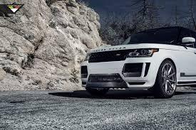 range rover custom wheels range rover hse sport body kits u0026 carbon fiber aero kits vorsteiner