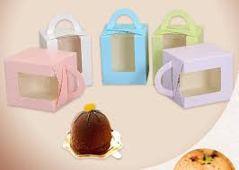 where to buy a cake box new open window cake box cupcake container chocolate