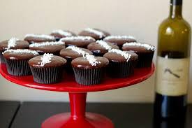 Wine Chocolate Baked Sunday Mornings Red Wine Chocolate Cupcakes With Chocolate