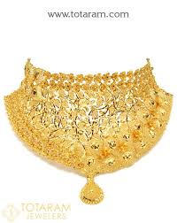 choker gold necklace images 22k gold choker necklace jpg