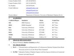 biodata templates 23 sample resume bio data 9 bio data sample for job emt resume
