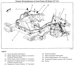 2001 chevy wire connector silverado 4x4 z71 wire diagram