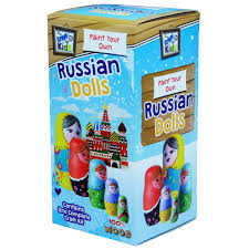 paint your own russian dolls bms wholesale