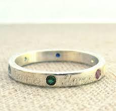 mothers day birthstone rings birthstone gift mothers day birthstone ring