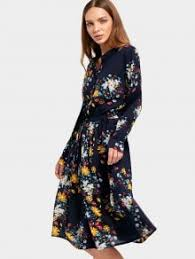flower dress drawstring waist sleeve flower dress floral print dresses xl