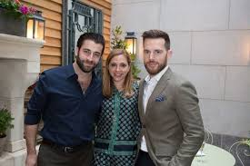 antonino buzzetta incollect and ad s designer dinner photos architectural digest