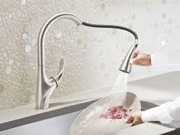 Electronic Kitchen Faucets Kitchen Faucet Kohler Electronic Kitchen Faucets Installation