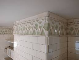 Cornice Repairs Bathroom Subway Tile Cornice Restoration Art Deco Cove