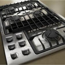 Cooktop Range With Downdraft Fresh Gas Cooktop Downdraft Ventilation 12805