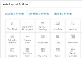 enfold layout builder video how to use avia layout builder on wordpress site ewallz solutions