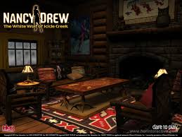 buy nancy drew game white wolf of icicle creek her interactive