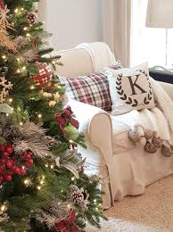 home for the holidays blog tour the design twins diy home classic traditional inspired christmas decor with neutral rustic farmhouse details